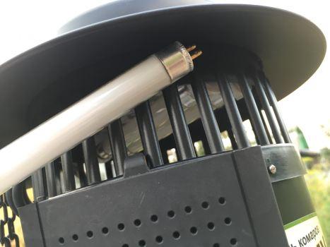 Замена ламп не вызовет затруднений у рядового пользователя
