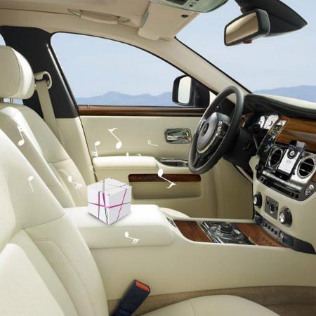 Данная модель не займет много места в салоне вашего автомобиля