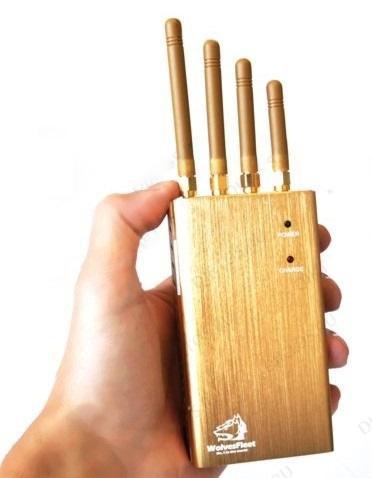 Подавитель сотовых телефонов BugHunter BP-12D достаточно компактен, поэтому легко помещается в одной руке