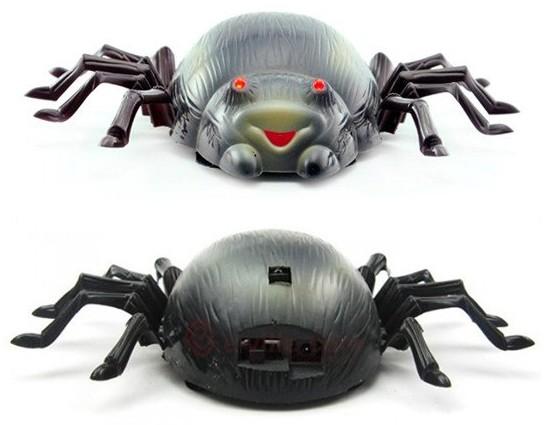 Антигравитационный жук (вид спереди и сзади)