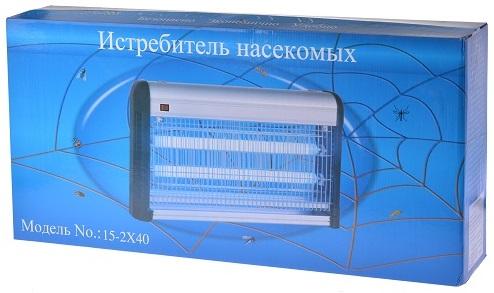 Уничтожитель насекомых Баргузин 15-2x40