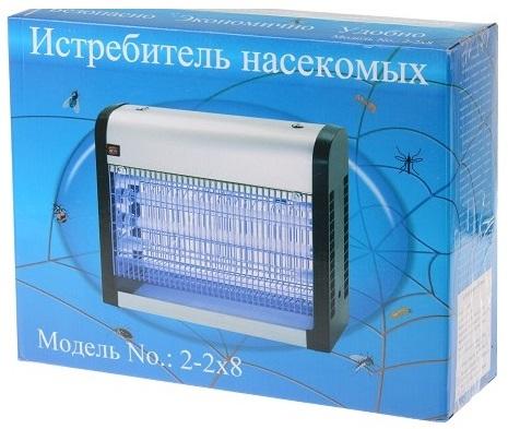 Уничтожитель насекомых Баргузин 2-2х8