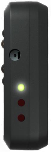 """По индикатору заряда аккумулятора детектора """"BugHunter Dvideo Nano"""" можно определить, сколько еще сможет проработать прибор в автономном режиме"""