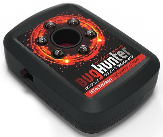 """Модель """"BugHunter Dvideo Nano"""" имеет отличное качество сборки и добротную элементную базу"""