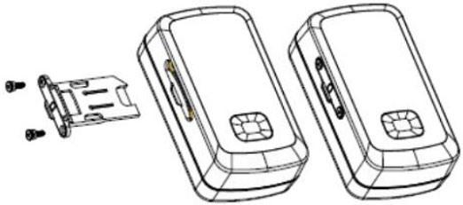 """Процедура установки SIM-карты в GPS-маячок ошейника """"X-Pet 2"""" занимает всего несколько минут и осуществляется при помощи отвертки, идущей в комплекте"""