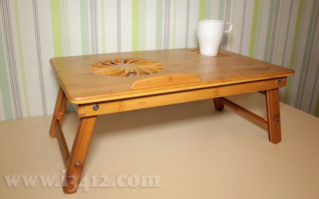 Из чего сделать столик для ноутбука своими руками