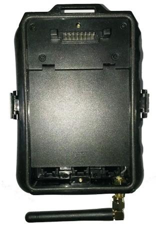 """Фотоловушка """"Falcon Eye FE-AC200G"""" с установленной GSM антенной"""