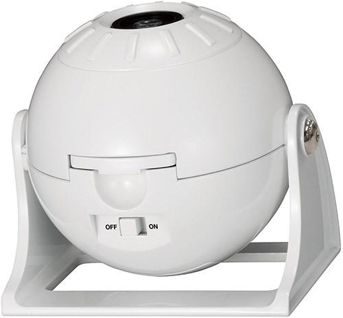 """Планетарий """"HomeStar Lite"""" имеет всего одну управлюющую кнопку, которая включает прибор (кликните по фото для увеличения)"""