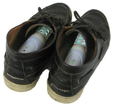 практически в любую обувь!