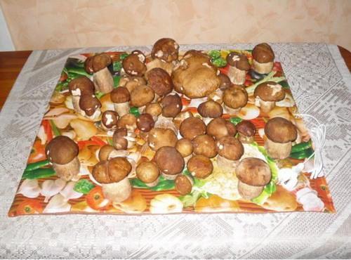 .... и грибы
