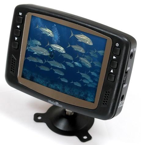 """Рыболовная видеокамера """"FishCam-501"""" с ИК-подсветкой пригодится как рыболовам, так и исследователям подводных глубин"""