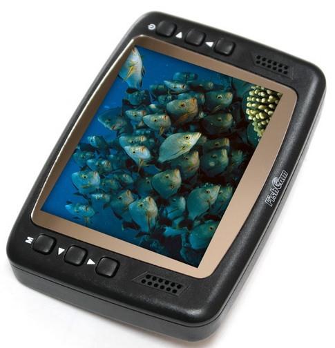 """С рыболовной видеокамерой """"FishCam-501"""" с ИК-подсветкой подводный мир окажется в буквальном смысле — у Вас в руках!"""