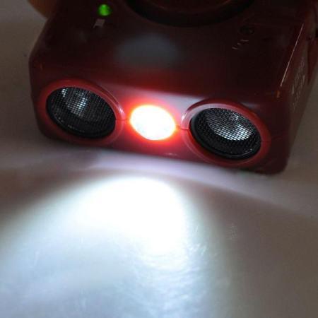 При необходимости, Вы можете воспользоваться отпугивателем ГРОМ-250 как обычным фонариком