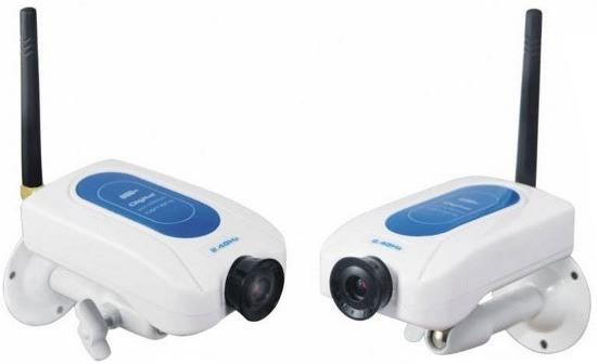 """Видеокамеры из комплекта для видеонаблюдения Wi-Fi """"SITITEK Home"""""""