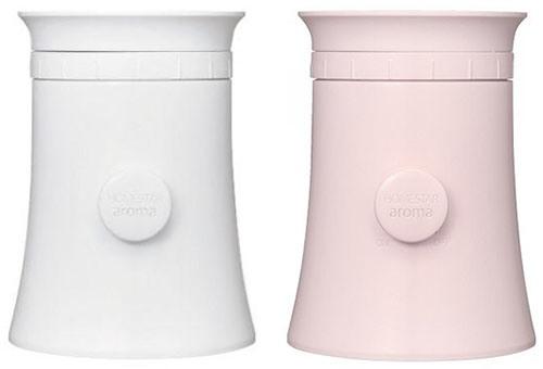 """Вы можете выбрать планетарий """"HomeStar Aroma"""" белого или розового цвета, чтобы он максимально гармонично вписался в интерьер Вашей квартиры или дома"""