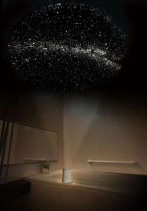"""Потрясающее звездное небо у Вас на потолке с планетарием """"HomeStar Aroma"""""""