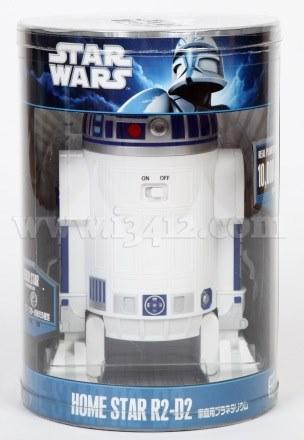 """Настоящая, """"правильная"""" упаковка планетария """"HomeStar R2-D2"""""""