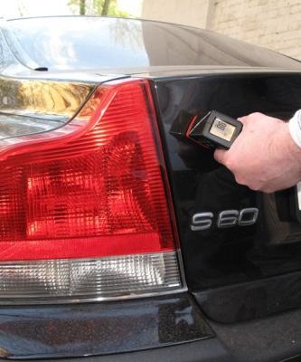 """Толщиномер автомобильный """"ET-11P"""" поможет выявить проблемные места лакокрасочного покрытия автомобиля"""