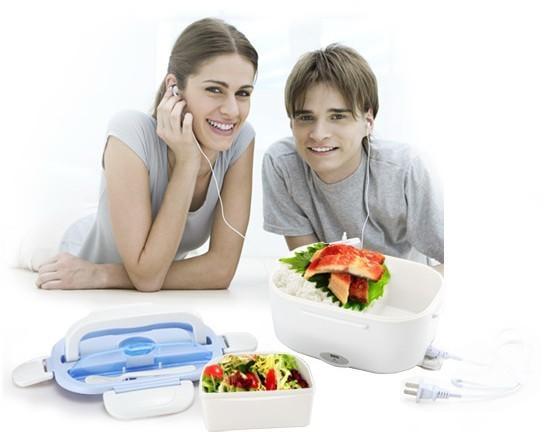 С ланч боксом ER202 Вы всегда будете кушать горячую пищу домашнего приготовления