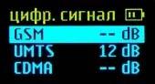 """""""Raksa-120"""" в режиме мониторинга цифровых сигналов"""