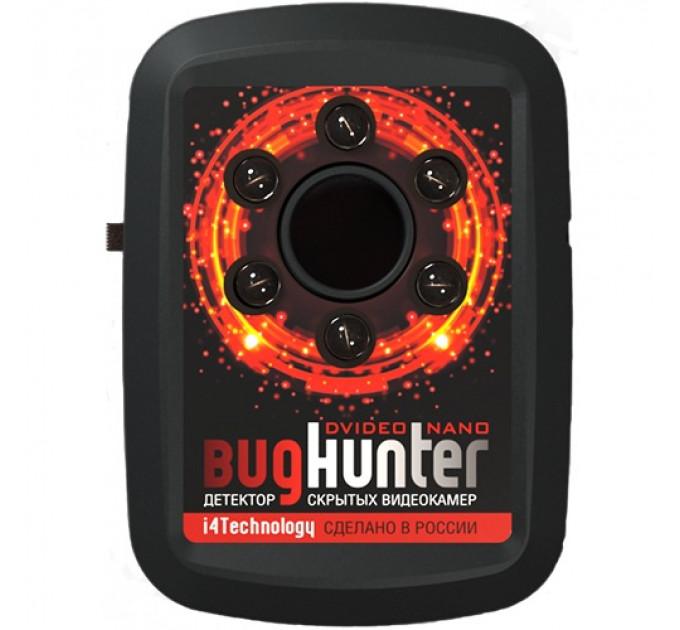 Обнаружитель скрытых видеокамер BugHunter Dvideo Nano
