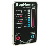 """Индикатор поля """"BugHunter CR-1"""" Карточка"""