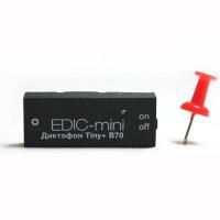 Диктофон цифровой Edic-mini Tiny+ B70 (150 ч)