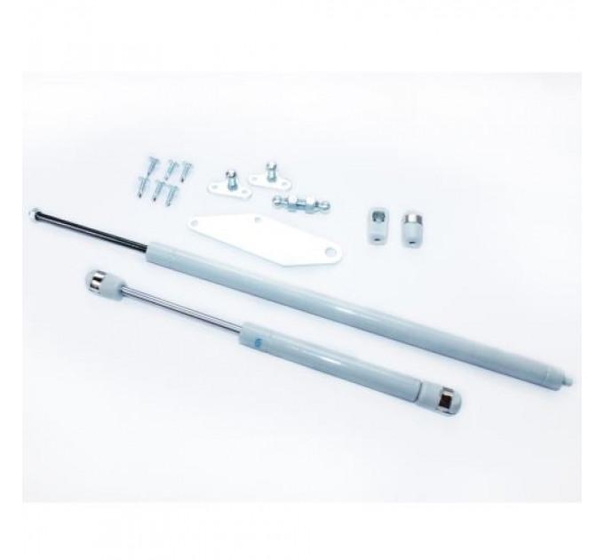 Термопривод для теплицы Синьор Помидор с газовой пружиной-доводчиком