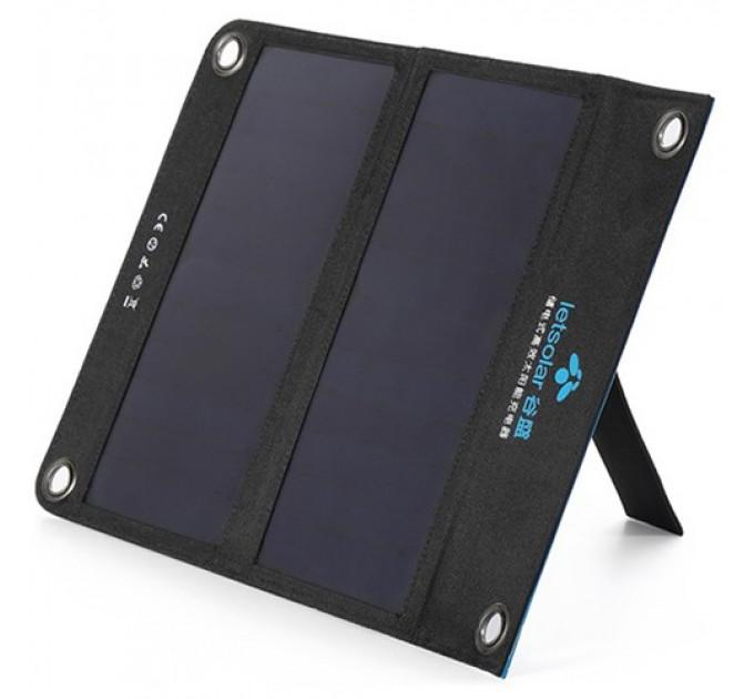 Портативная солнечная панель SolarBattery 12W
