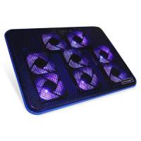 """Подставка для ноутбука """"CROWN CMLC-206T"""" охлаждающая, до 17"""""""