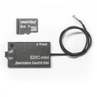 Цифровой диктофон EDIC-mini CARD16 E92