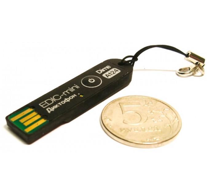 Цифровой диктофон Edic-mini Dime A124