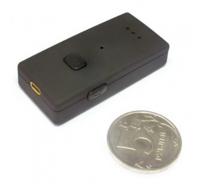 Диктофон цифровой Edic-mini Plus А32 (300ч)