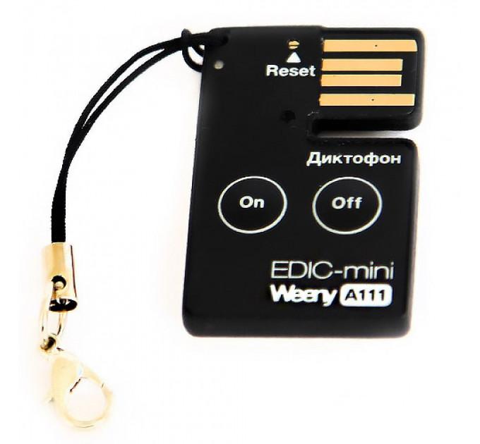Диктофон цифровой Edic-mini Weeny A111