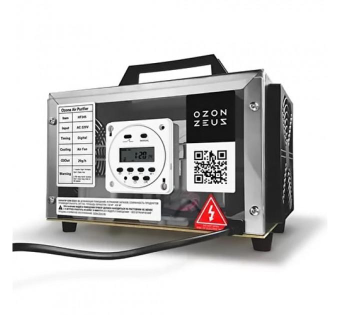 Озонатор-ионизатор ZEVS 20