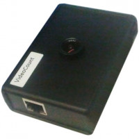 Видеосчетчик посетителей с аналитикой VideoCount с передачей через интернет (черный)