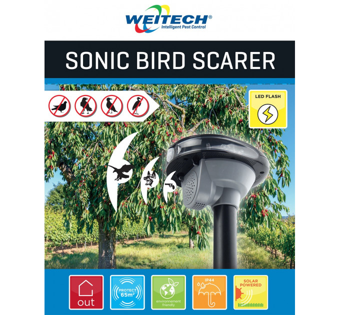 Биоакустический отпугиватель птиц WK-0025